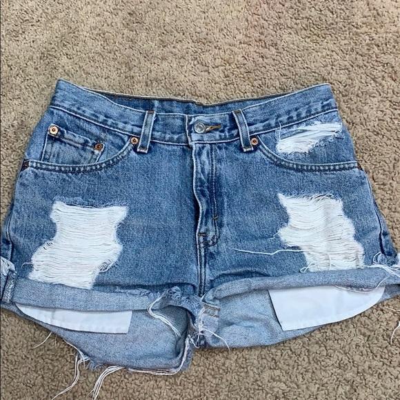 Levi's Pants - Levi shorts